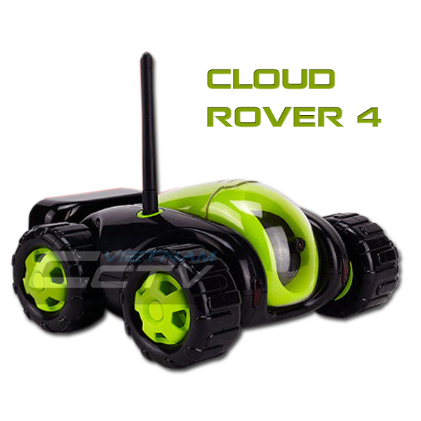 Cloud Rover 4 wifi camera